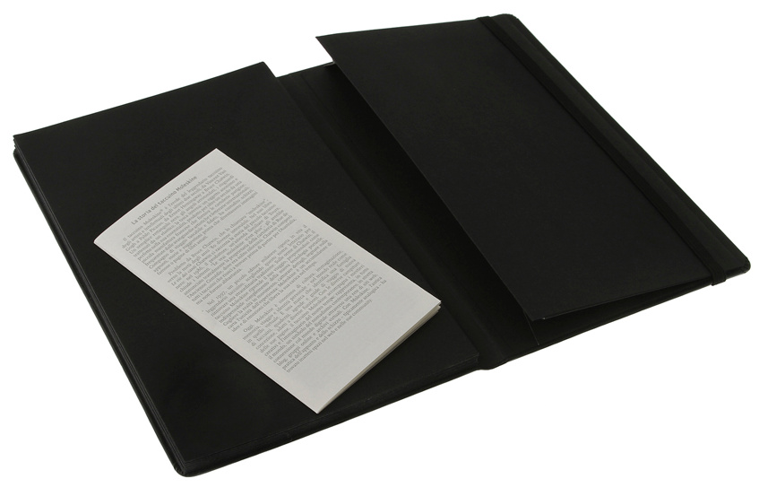 Moleskine Black Page Japanese