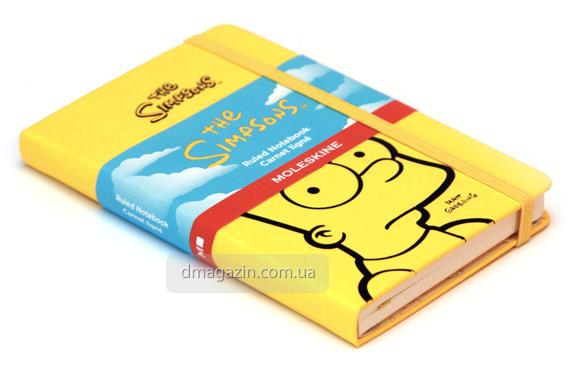 Moleskine Simpsons