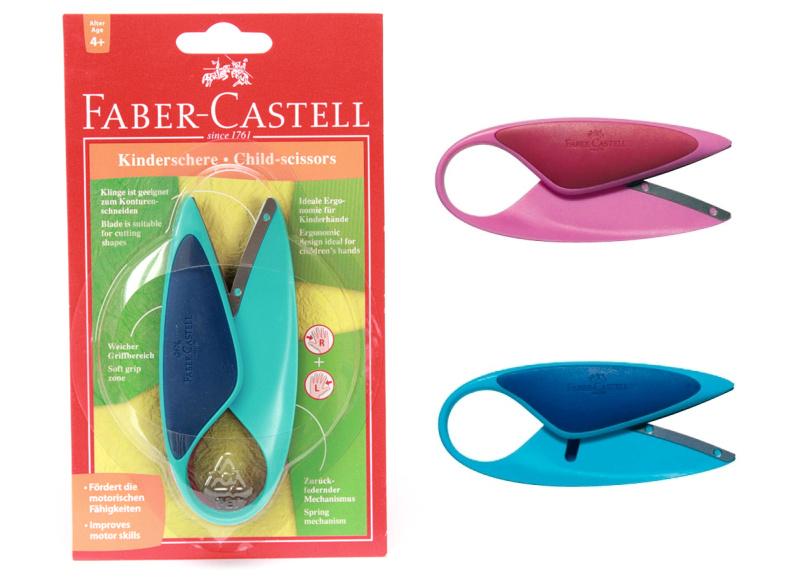 Ножницы Faber-Castell