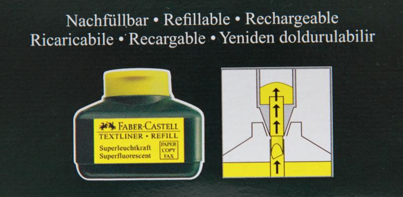 Чернила Faber-Castell