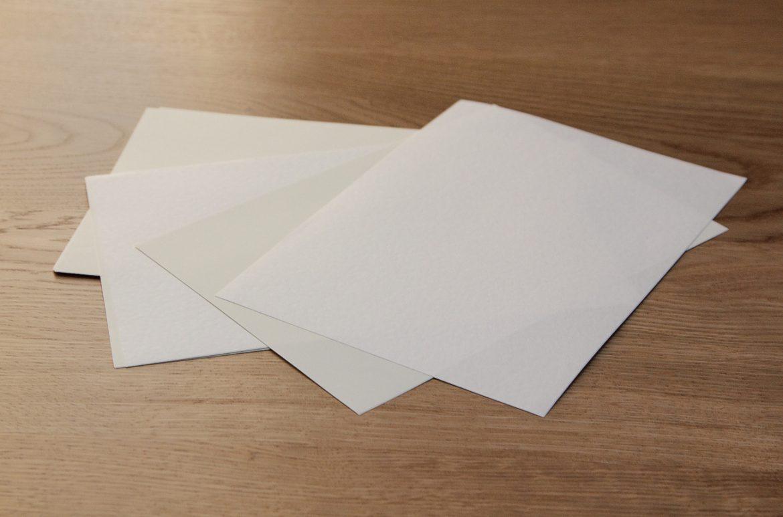Как сделана глянцевая бумага
