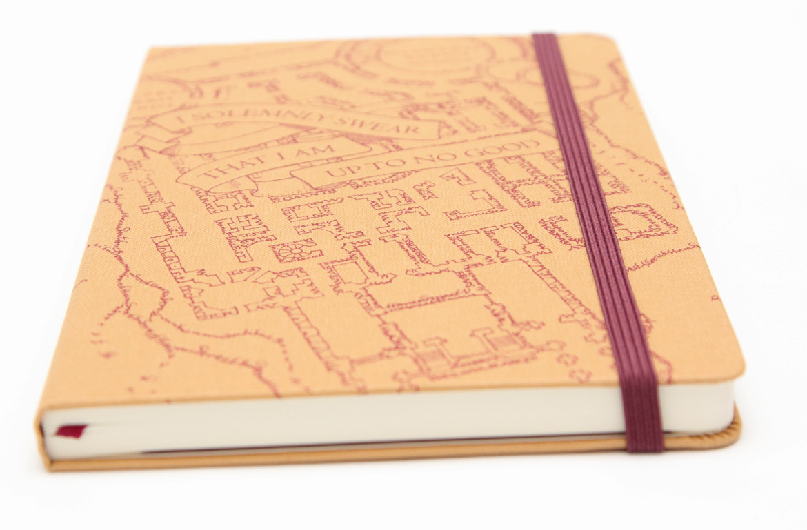 Moleskine Harry Potter Marauder's Map