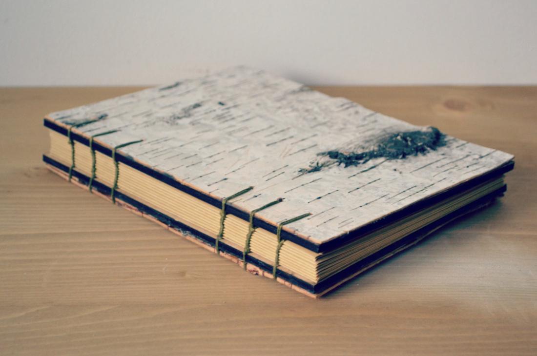Как сделать декоративную обложку для книги