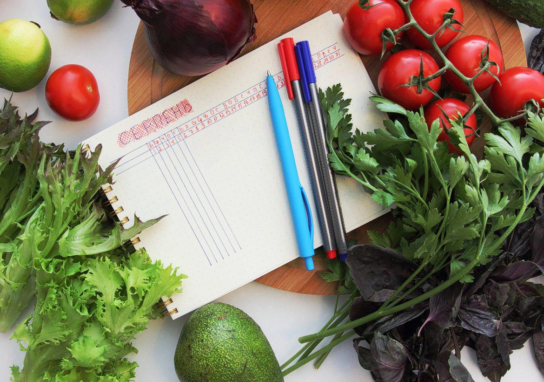Правильное питание на неделю для студента