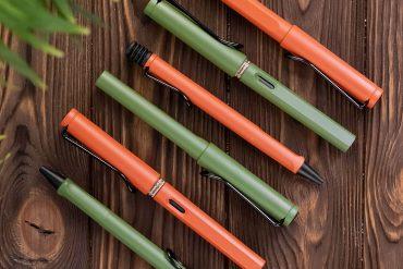 ручки lamy safari