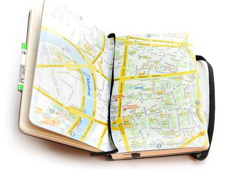 карта и схема линий метро,