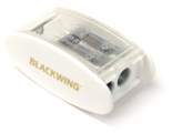 Точилка для карандашей Palomino Blackwing Long Point Pencil Sharpener (белая)