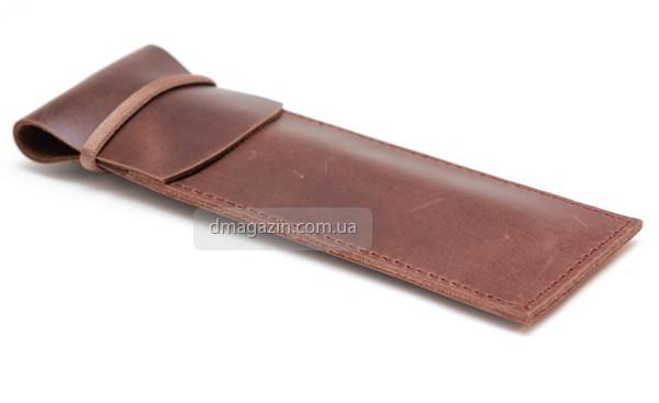 d554b41762ce6d0 Купить Чехол для ручек и карандашей Blanknote (коричневый, натуральная кожа)  в интернет магазине