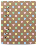 Органайзер Filofax Clipbook Patterns A5 (Pastel Dots)