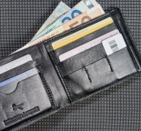 Бумажник EEDLE Wallet All Black