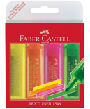 Набор маркеров Faber-Castell Highlighter Textliner (4 цвета)