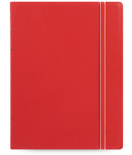 Блокнот Filofax Notebook Classic A5 (Red, красный)
