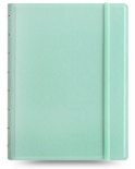 Блокнот Filofax Notebook Classic Pastels A5 (Duck Egg, мятный)