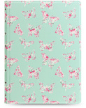 Блокнот Filofax Notebook Patterns A5 Pink Butterfly