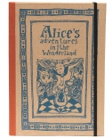"Блокнот ""Alice's Adventures in Wonderland"""