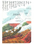 Скетчбук Hiver Books Mountain & River A5