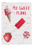 "Планер Kraft Mini ""My sweet plans"""