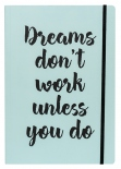 "Планер Kraft А5+ ""Dreams don't work"""