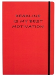 "Планер Kraft А5+ ""Deadline is my best motivation"""