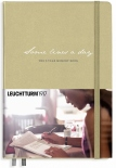 "Дневник Leuchtturm1917 Memory Book ""Some Lines A Day"" на 5 лет (песочный)"