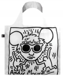 Сумка Loqi Museum Keith Haring Andy Mouse