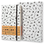 Блокнот Moleskine Beatles White Collectors Box (подарочный бокс)