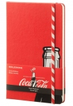Блокнот Moleskine Coca-Cola Bottle (средний, в линию)