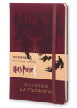 Блокнот Moleskine Harry Potter Expecto Patronum (в линию, средний)