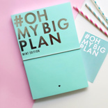 Oh My Big Plan (Mint Edition)
