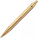 Ручка Parker IM Brushed Metal Gold GT BP (латунь/золото)