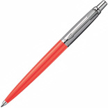 Ручка Parker Jotter 60 Years Laque Coral BP (коралл/сталь)