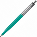 Ручка Parker Jotter 60 Years Laque Grey-Green BP (бирюзовый/сталь)