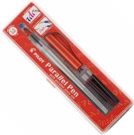 Ручка для каллиграфии Pilot Parallel Pen 1,5 мм FP-3-15N-SS
