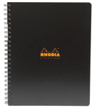 Блокнот Rhodia Rhodiactive 4 Colors Book (А4+, в линию, черный)