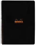 Блокнот Rhodia Rhodiactive Meeting Book (А4, чёрный)