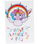 "Открытка Stckr23 ""Have a magical day"""